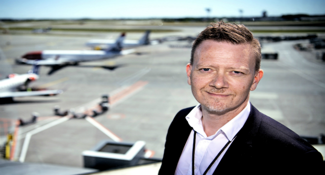 Denmark's First Professor in Aviation at Aalborg University
